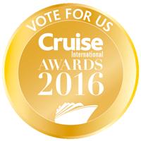 Cruise Awards 2016